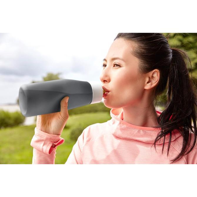 3100518809 Squeeze Football Plastik Şişe - 0.6 L
