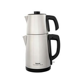 Tea Expert Deluxe Inox Çay Makinesi - Çelik Demlikli
