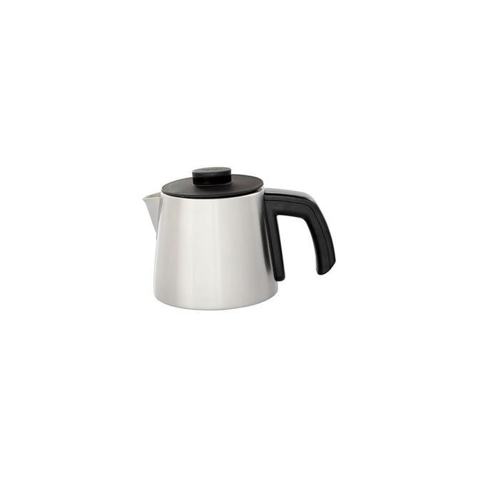 9100036096 Tea Expert Deluxe Inox Çay Makinesi - Çelik Demlikli
