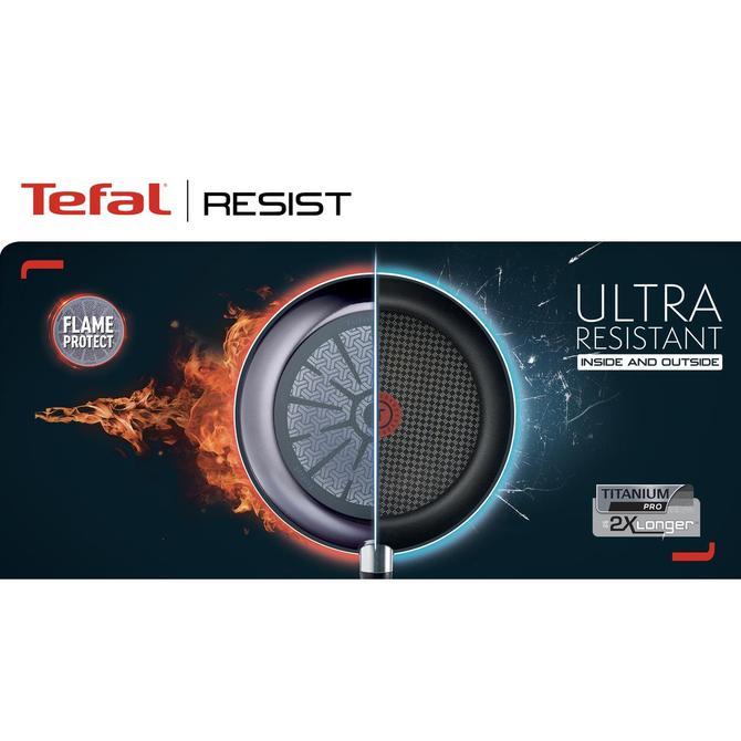 2100113630 Titanium Resist Kısa Tencere - 26 cm