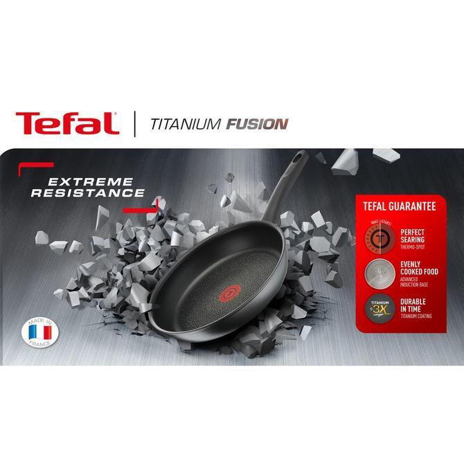 2100111130 Titanium Fusion Tava - 32 cm
