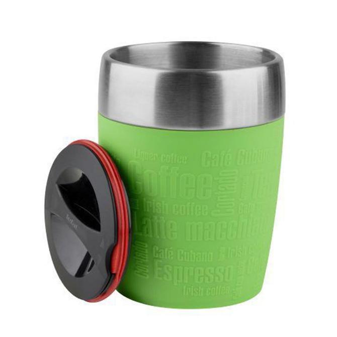 3100517984 Travel Cup Yeşil Seyahat Termos Bardak - 0.2 L