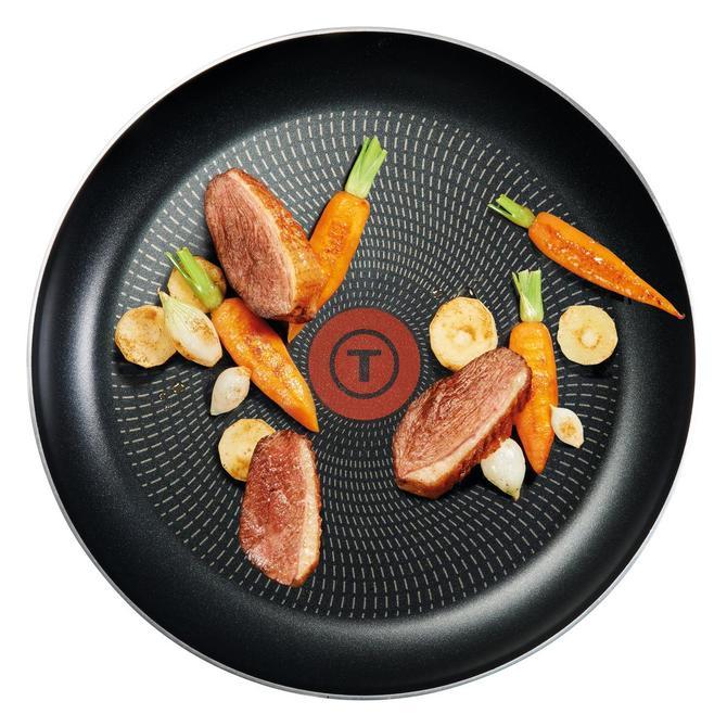 2100098686 Cook Right Wok Tava - 28 cm