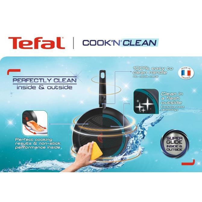 2100110480 Cook'n'Clean Izgara Tava  26x26 cm