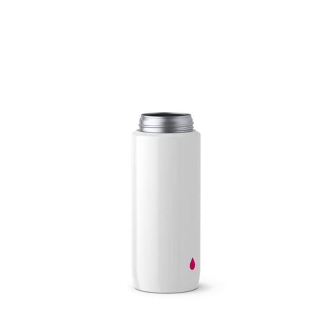 3100518787 Drink2Go Pembe - Beyaz Matara - 0.6 L