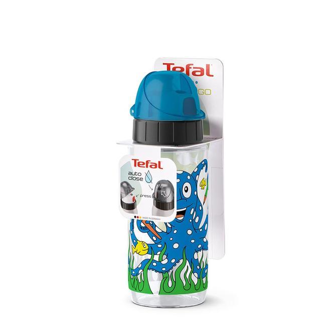 3100518791 Drink2Go Tritan Ahtapot Temalı Matara - 0.5 L