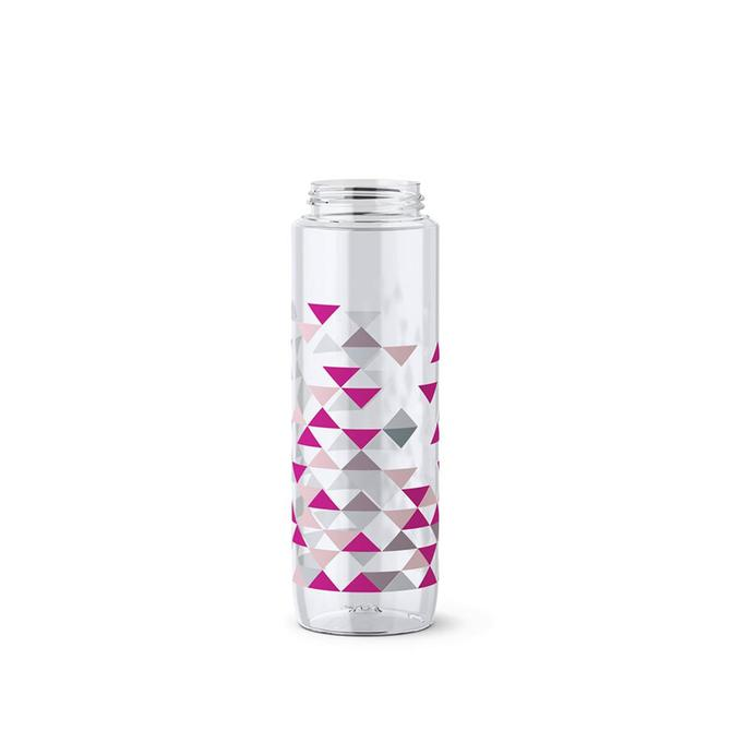 3100518793 Drink2Go Tritan Üçgen Desenli Matara - 0.7 L