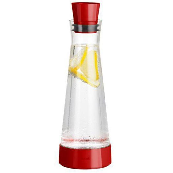 3100517981 Flow Slim Kırmızı Karaf - 1 L