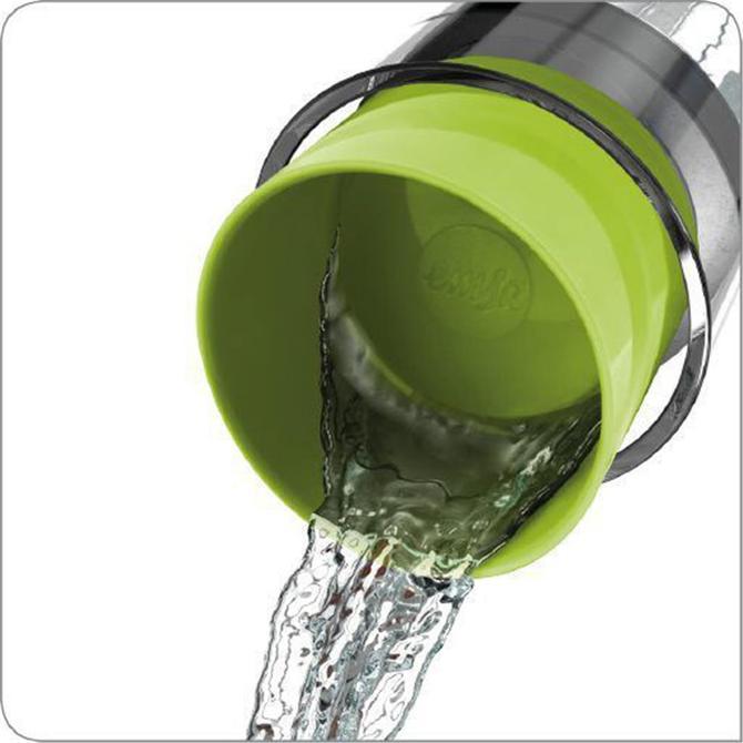 3100517983 Flow Slim Yeşil Karaf - 1 L