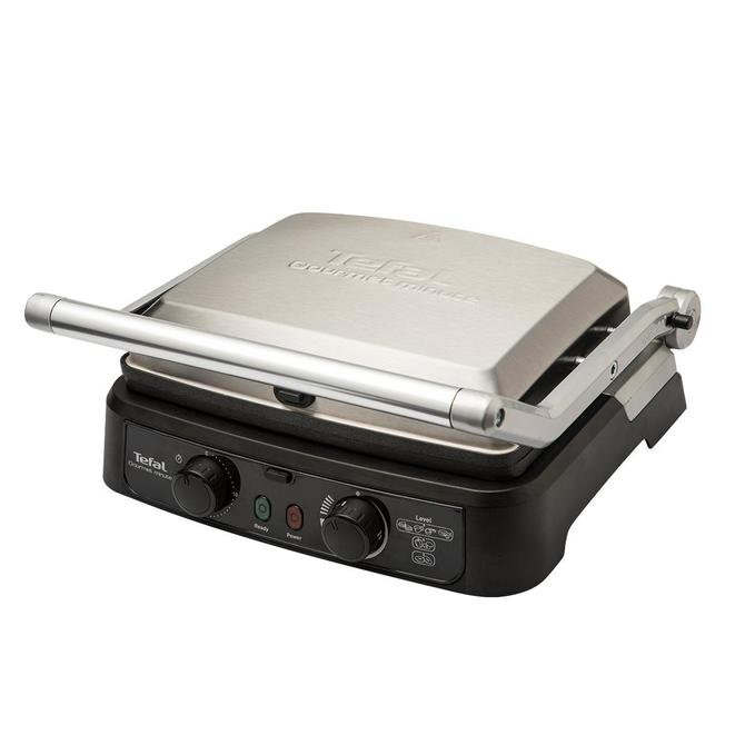 9100029276 Gourmet Minute Inox Elektrikli Izgara ve Tost Makinesi