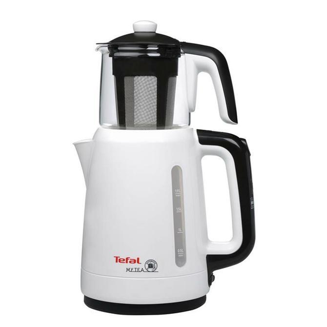 Tefal 1500637852 My Tea Beyaz Çay Makinesi