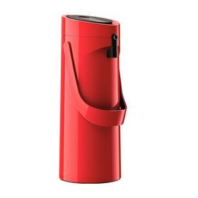 Ponza Pompalı Kırmızı Termos - 1.9 L