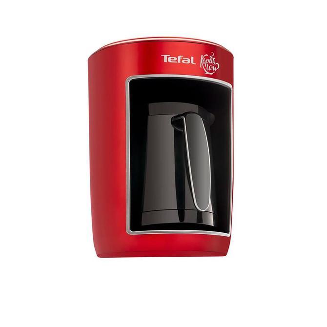 9100034361 Köpüklüm Kırmızı Türk Kahvesi Makinesi