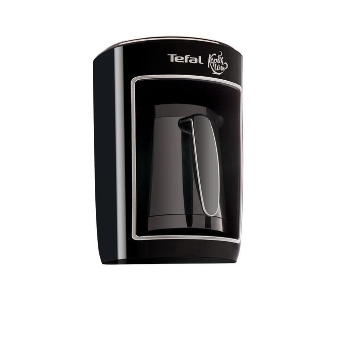 Tefal 9100034359 Köpüklüm Siyah Türk Kahvesi Makinesi