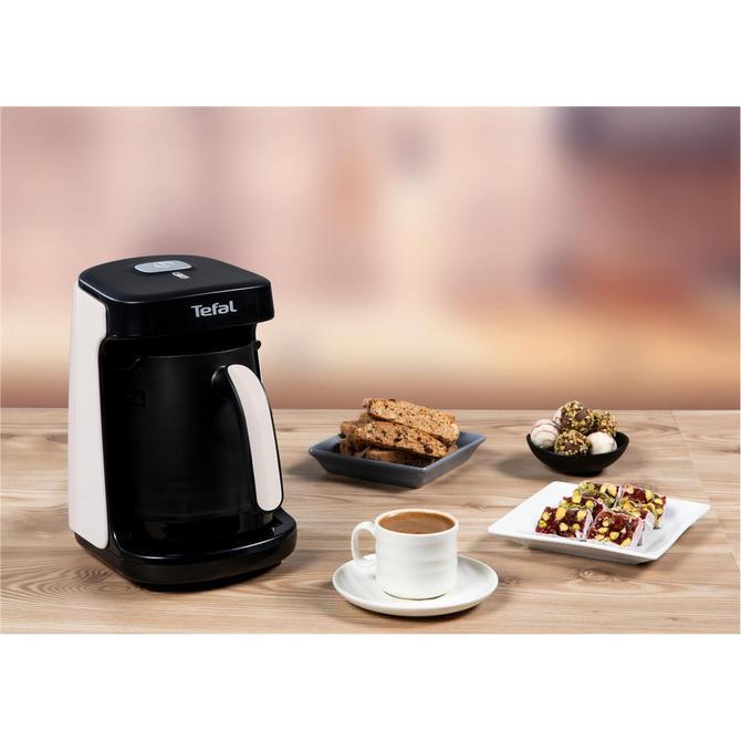 9100040088 Köpüklüm Compact Beyaz Türk Kahvesi Makinesi