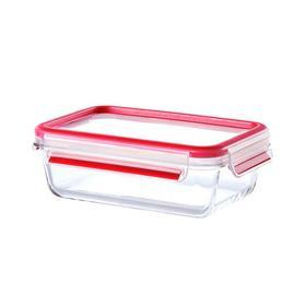 MasterSeal Fresh Cam Saklama Kabı - 0.7 L