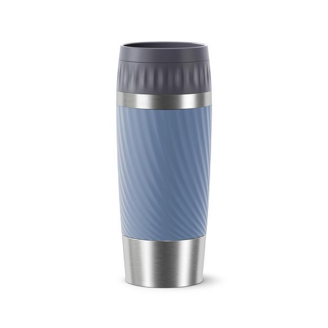 3110600439 Travel Mug Easy Twist Mavi - 0.36 L