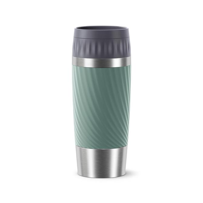 3110600440 Travel Mug Easy Twist Yeşil - 0.36 L