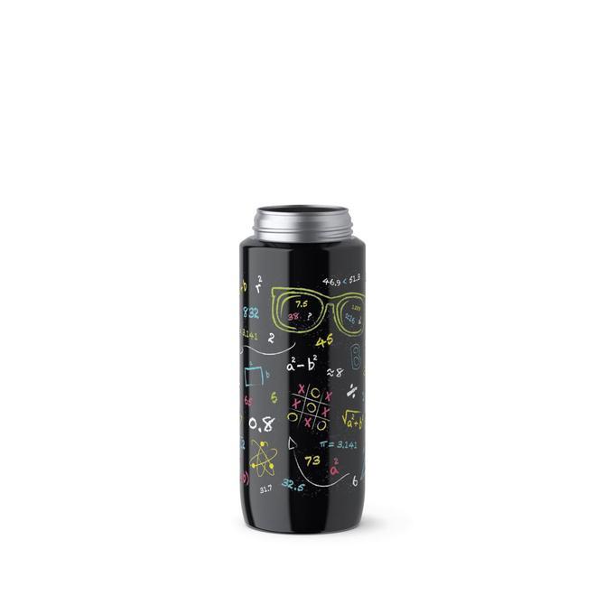 Tefal 3100518783 Drink2Go Matematik Temalı Matara - 0.6 L
