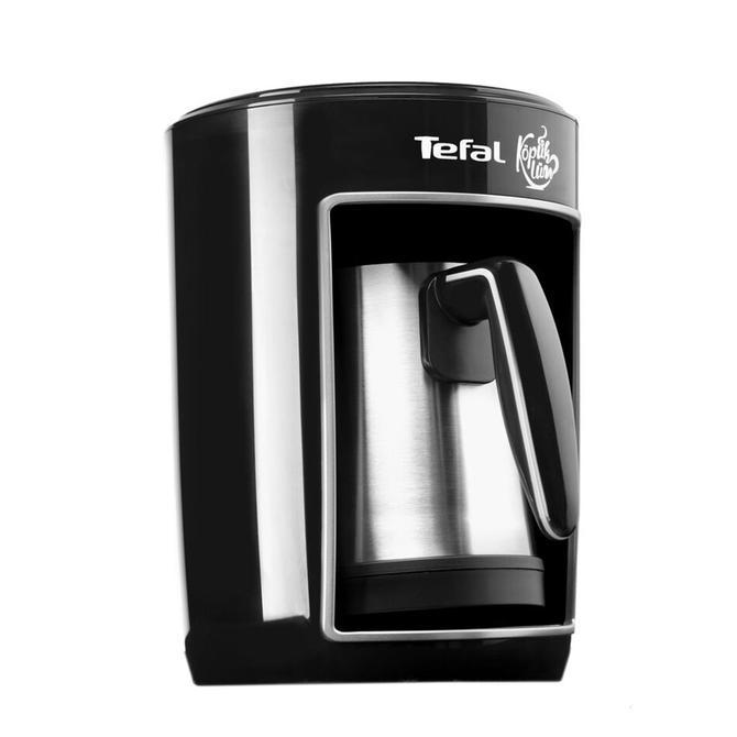 9100041397 Köpüklüm Pro Çelik Türk Kahvesi Makinesi - Siyah