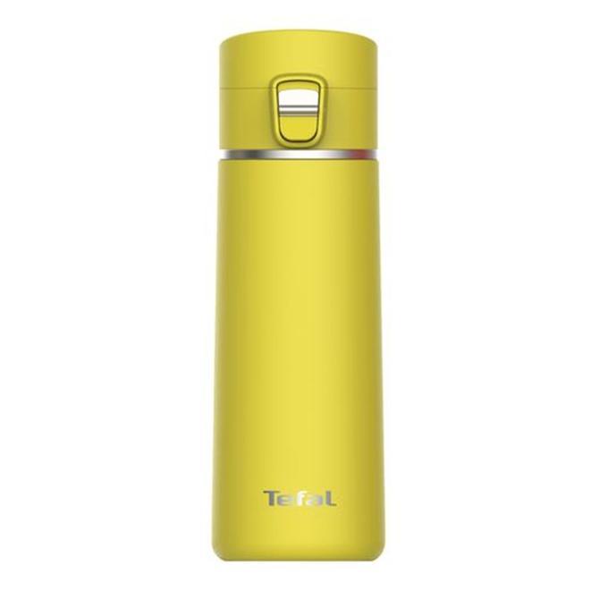 2100105424 WeGo Termos Sarı Bambu - 350 ml