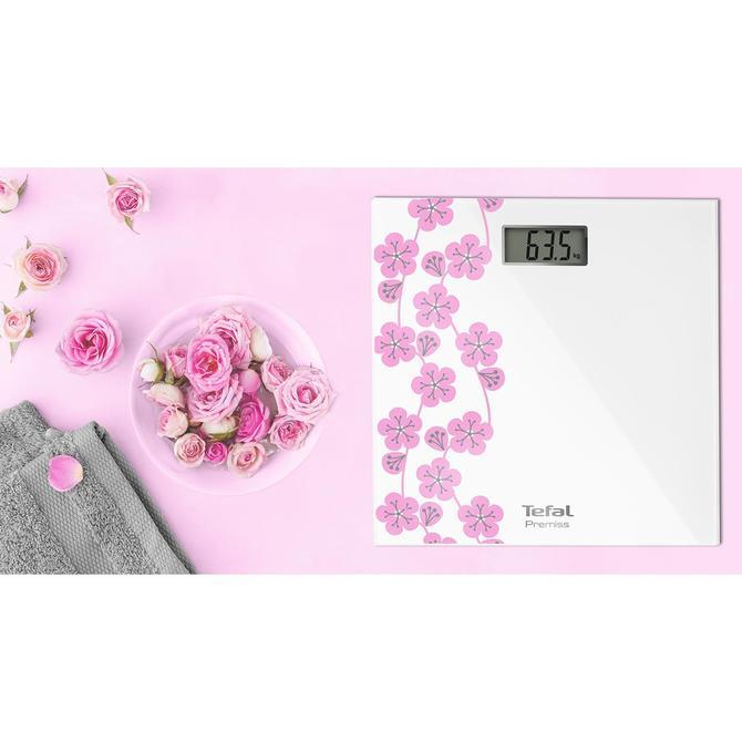 2100105545 Premiss Japon Çiçeği Banyo Tartısı
