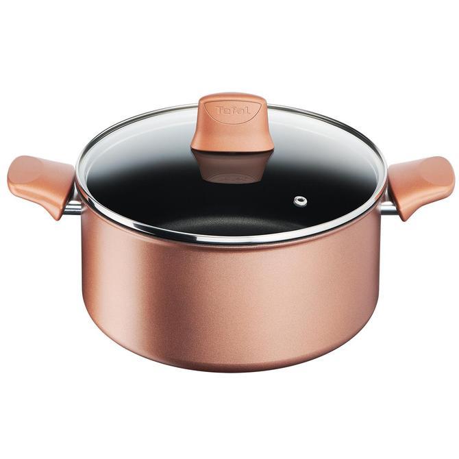 2100110335 Titanium Chef Caramelle Derin Tencere - 24 cm