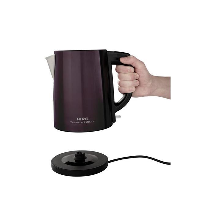 9100036095 Tea Expert Deluxe Paslanmaz Çelik Çay Makinesi - Mor