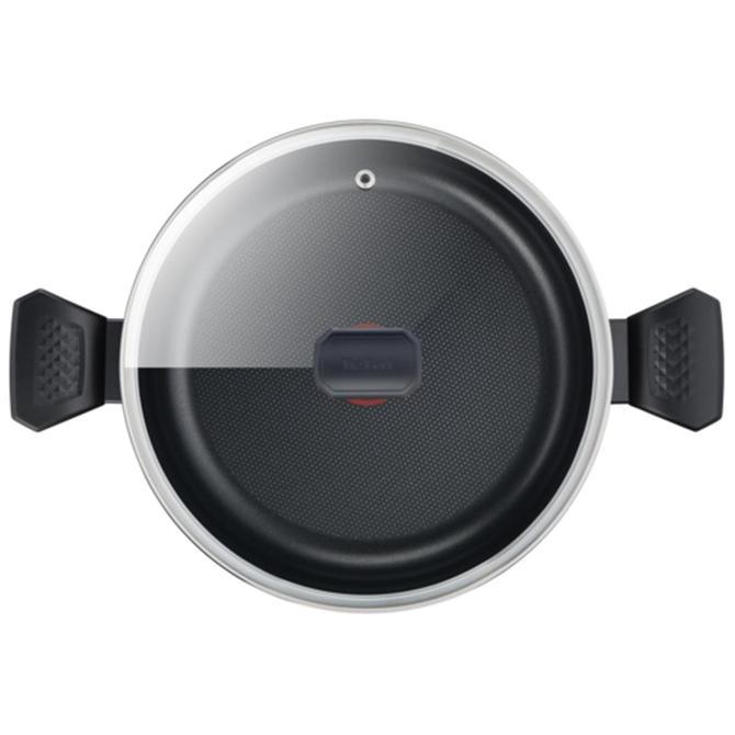 2100118952 Titanyum 1X Extra Cook&Clean Difüzyon Tabanlı Derin Tencere - 24 cm
