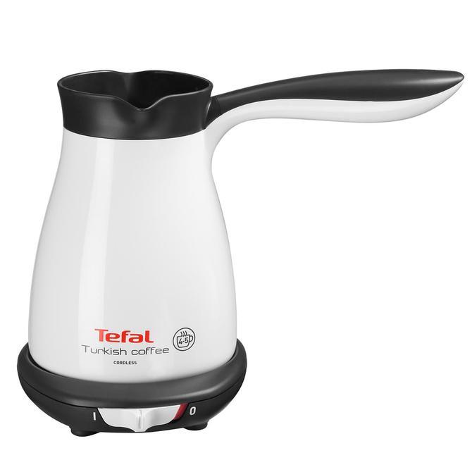Tefal 1510001403 Turkish Coffee Click Beyaz Türk Kahvesi Makinesi
