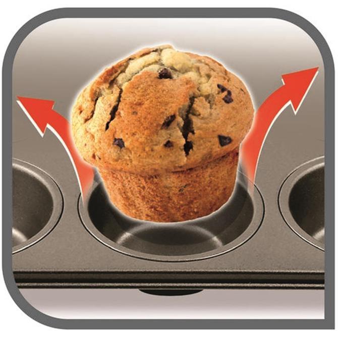 2100119764 EasyBake Muffin Kalıbı