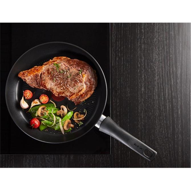 2100120597 Titanyum 3X UltimateOne İndüksiyon Tabanlı Tava Seti - 20/26 cm