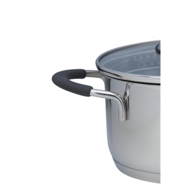 Tefal 2100122957 Comfort Çelik Tencere Seti 8 parca