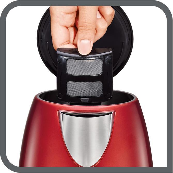 7211002431 Subito Select Kettle Paslanmaz Çelik Su Isıtıcısı 1.7L
