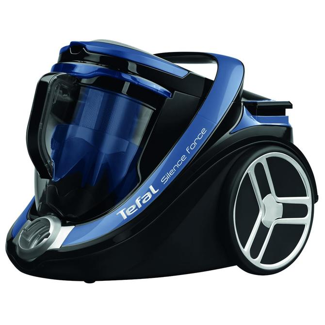 2211400810 TW7690 5★ Silence Force Cyclonic Toz Torbasız Elektrikli Süpürge - Mavi