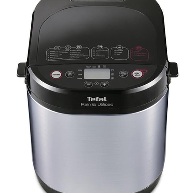 Tefal 7211004377 Pain Delices Ekmek Yapma Makinesi