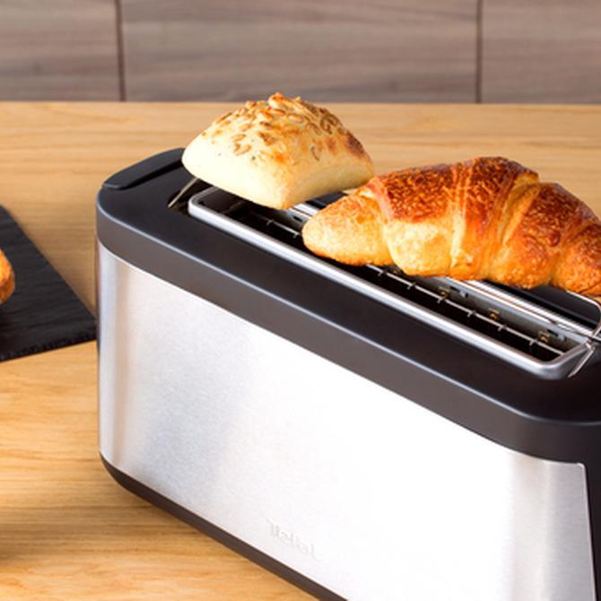 Tefal 7211002776 Element Inox Ekmek Kızartma Makinesi