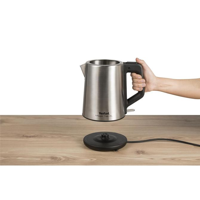 Tefal 9100044377 Magic Tea XL Paslanmaz Çelik Çay Makinesi