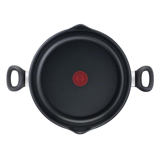 2100119566 Titanyum 1X EarlyPlus Difüzyon Tabanlı Kısa Tencere - 28 cm