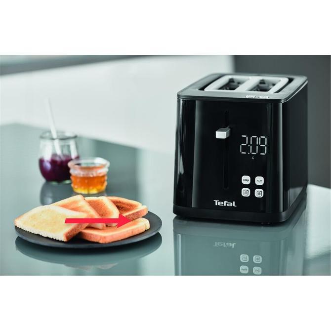 Tefal 7211003769 Display Digital Ekmek Kızartma Makinası