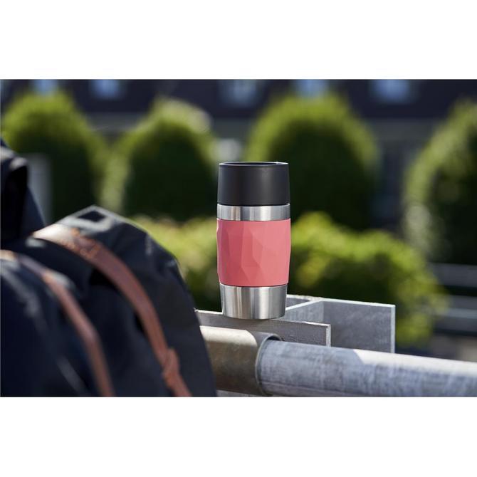 Tefal 3110600841 Travel Mug Compact 0,3 L Termos - Pudra