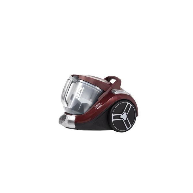 Tefal 9100044441 UW4833 Extent Power Toz Torbasız Elektrikli Süpürge - Kırmızı