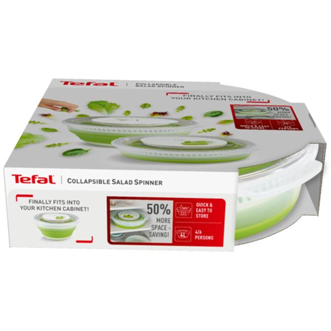 Tefal 2100115859 Katlanabilir Salata Kurutucu -  4 L