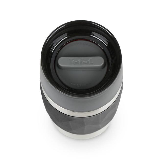 Tefal 3110600839 Travel Mug Compact 0,3 L Termos - Siyah