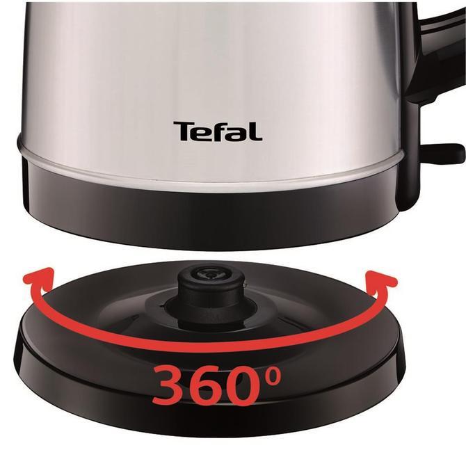Tefal 7211001458 Good Value Inox Kettle - 1,7 L
