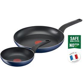 Titanyum 1X Easy Cook&Clean Difüzyon Tabanlı İkili Tava Seti - 20+28 cm