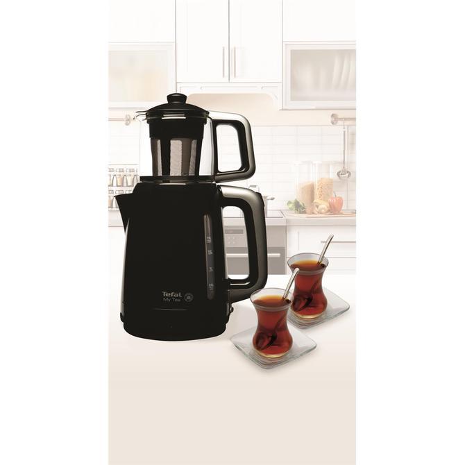 Tefal 1500637839 My Tea Siyah Çay Makinesi
